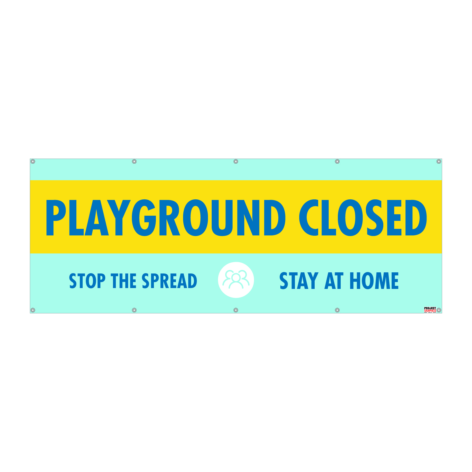 Playground Closed - 96