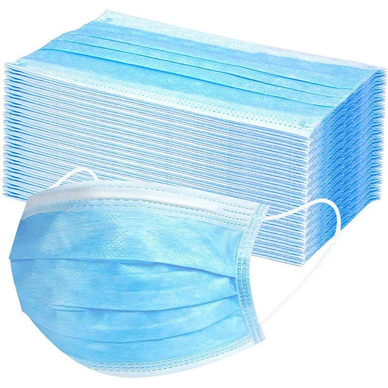 Isolation Mask (2-Ply) - Boxes of 50