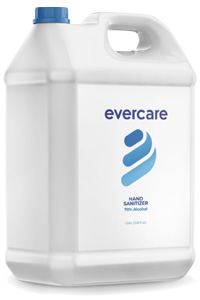 Evercare - 1 gal. Sanitizer Gel