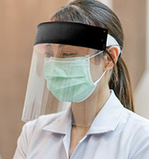 Face Shield - Long