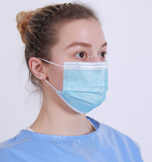 Surgical Mask (3-Layers) - L2